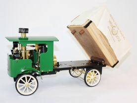 Cargo protection for Wilesco D320 Steam Lorry